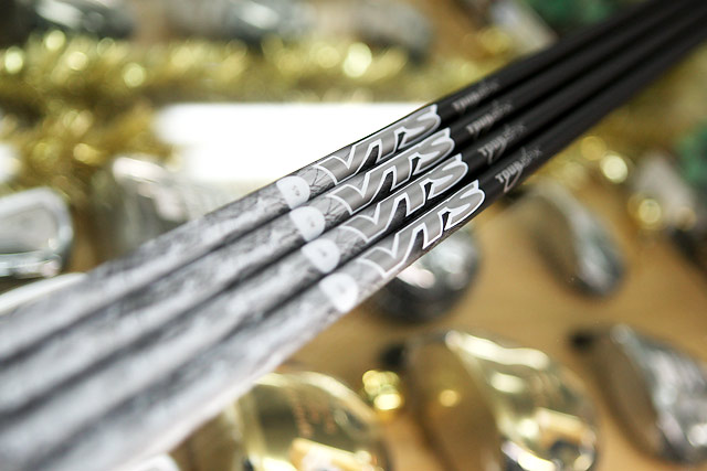 UST Mamiya VTS TOUR SPX SILVER (Sold out - ขายไปแล้ว)