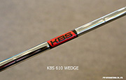 Wedge Shaft KBS 610 WEDGE