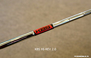 Wedge Shaft KBS HI-REV 2.0