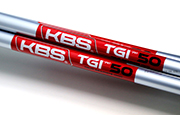 Iron Shaft KBS TGI 50 Graphite