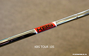 Iron Shaft KBS TOUR 105