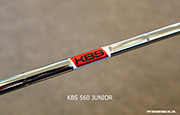 Iron Shaft KBS 560 JUNIOR