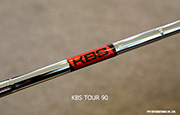 Iron Shaft KBS TOUR 90