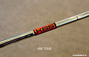 Iron Shaft KBS TOUR