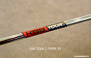 Iron Shaft KBS TOUR C-TAPER 95