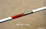 Iron Shaft KBS TOUR C-TAPER