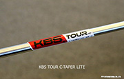 Iron Shaft KBS TOUR C-TAPER LITE