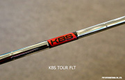 Iron Shaft KBS TOUR FLT
