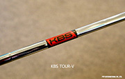 Iron Shaft KBS TOUR V