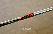 Wedge Shaft KBS WEDGE