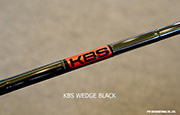 Wedge Shaft KBS WEDGE BLACK